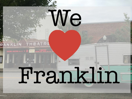 Franklin's Must-Visit Spots