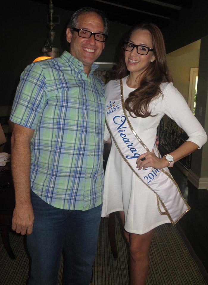 PageantSmart Client, Miss Nicaragua