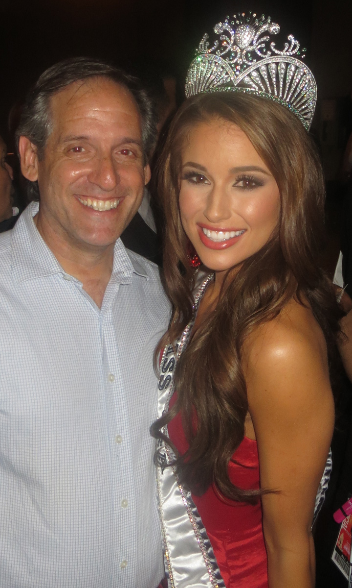 Nia Sanchez | MISS USA 2014