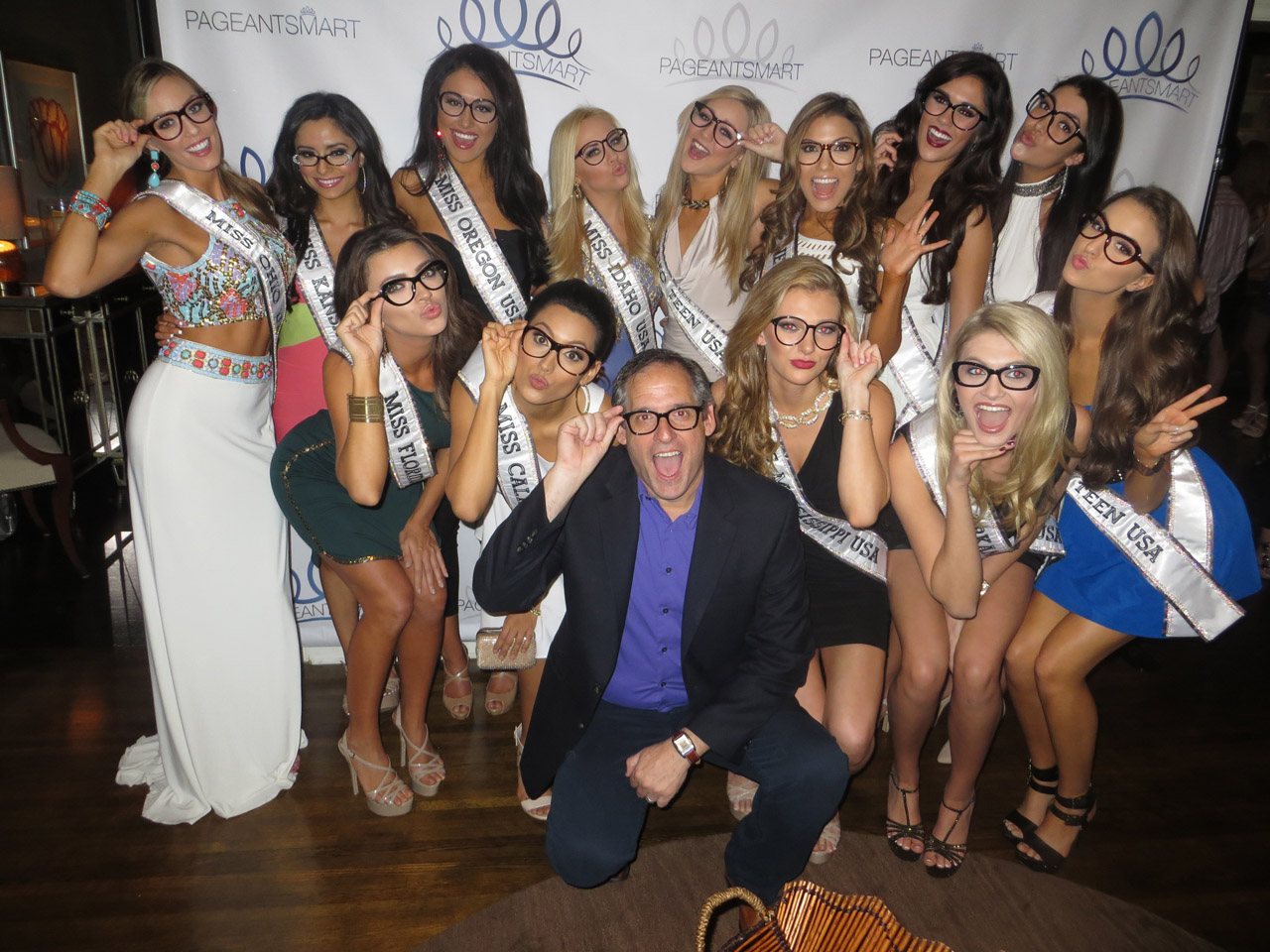 PageantSmart Miss Universe Party