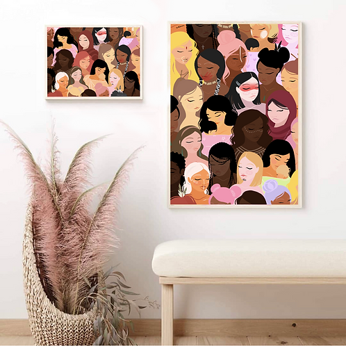 Women Of Colour A2