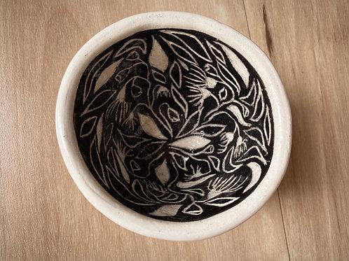 Inside a Gum Blossom - Ceramic Cup