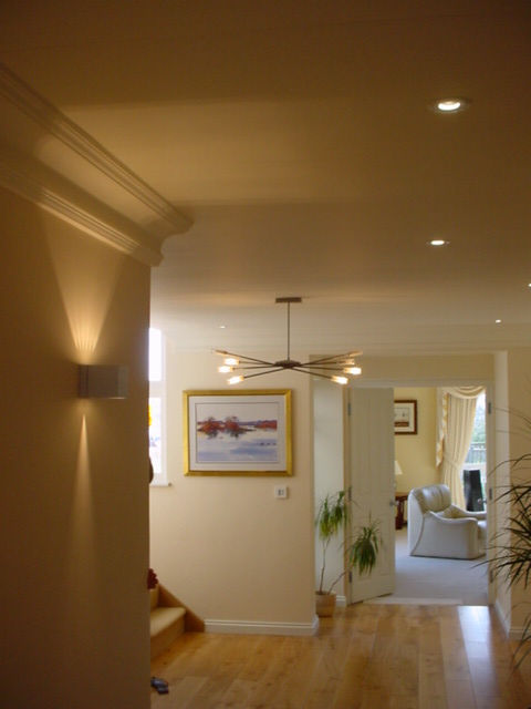 bespoke architectural lighting design service
