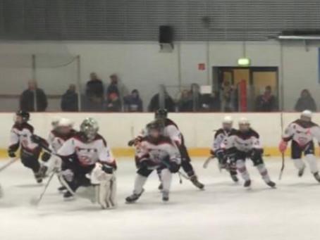 U13: Ein Eishockeykrimi!