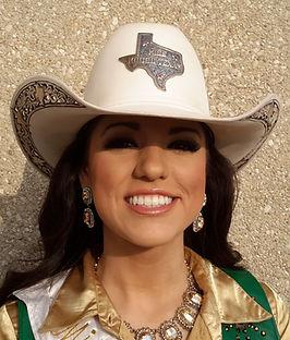 Miss Rodeo Texas  2014 Alex Ingrams