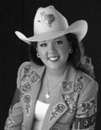 Miss Rodeo Texas  2005 Beth Murphy Brian