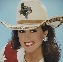 Miss Rodeo Texas  2006 Joanna Blackwell Huckabee