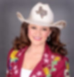 Miss Rodeo Texas  2009 Devin Felger Sisk