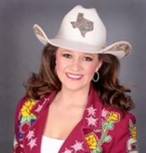 Miss Rodeo Texas  2009 Devin Felger Sisk