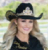 Miss Rodeo America 2017 Lisa Lageschaar