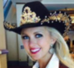 Miss Rodeo America 2015 Lauren Heaton