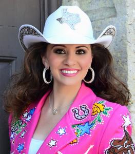 Miss Rodeo Texas  2011 Lauren Graham