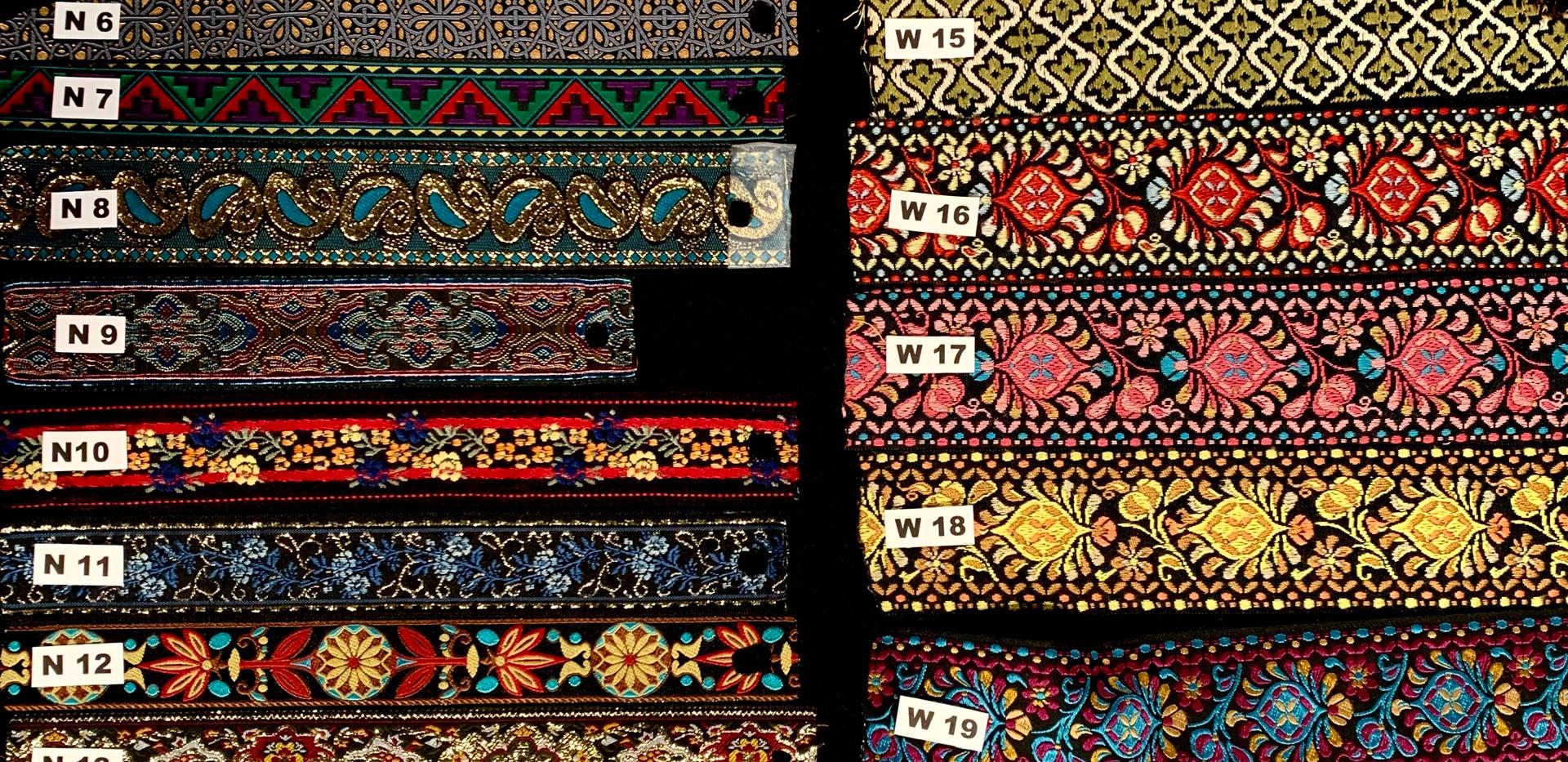 Narrow Tapestry