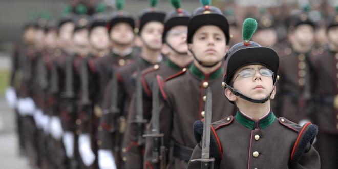 Homossexualidade no Colégio Militar