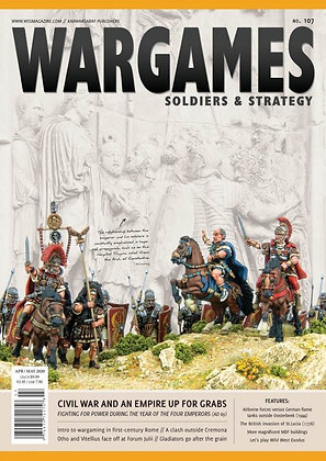 Wargames, Soldiers & Strategy  #107 APR/MAY 2020