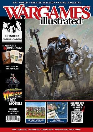Wargames Illustrated #389 MAR 2020