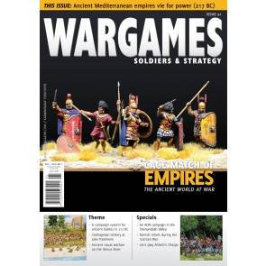 Wargames, Soldiers & Strategy  #91 AUG/SEP 2017