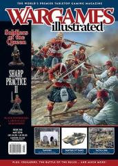 Wargames Illustrated #343 MAY 2016