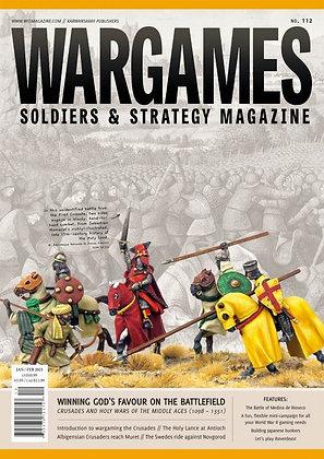 Wargames, Soldiers & Strategy  #112 JAN/FEB 2021