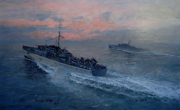 Coastal Force Attack