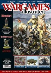 Wargames Illustrated #346 AUG 2016
