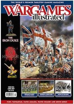 Wargames Illustrated #354 APR 2017