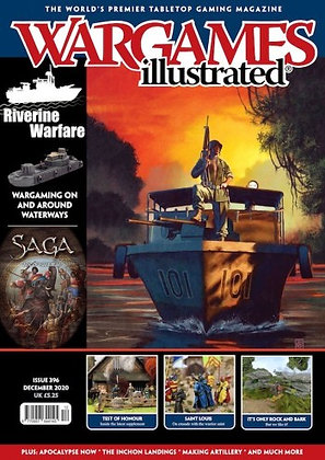 Wargames Illustrated #396 DEC 2020