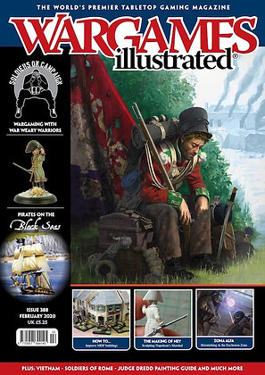 Wargames Illustrated #388 FEB 2020