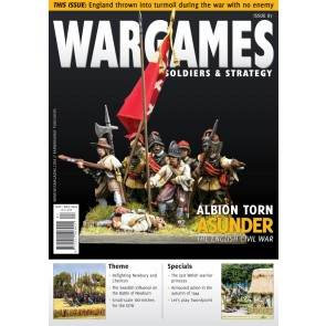 Wargames, Soldiers & Strategy  #87 DEC/JAN 2017