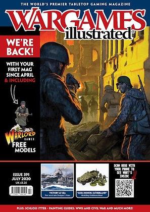 Wargames Illustrated #391 JUL 2020