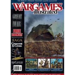 Wargames Illustrated #322 AUG 2014