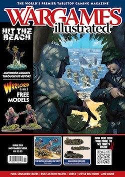 Wargames Illustrated #395 NOV 2020