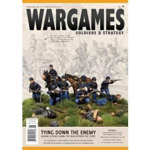Wargames, Soldiers & Strategy  #96 JUN/JUL 2018