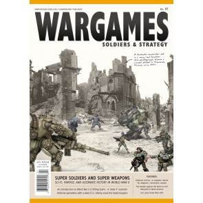 Wargames, Soldiers & Strategy  #97 AUG/SEP 2018