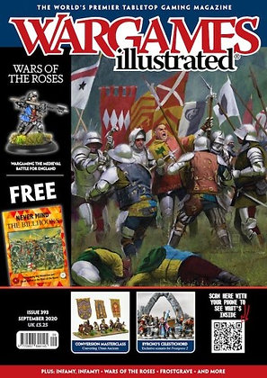 Wargames Illustrated #393 SEP 2020