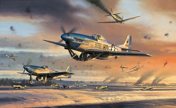 01-JAN-1945 Dogfight over Asch