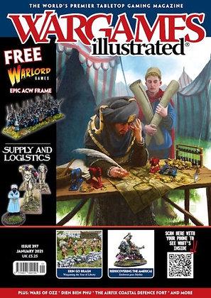 Wargames Illustrated #397 JAN 2021
