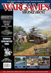 Wargames Illustrated #325 NOV 2014
