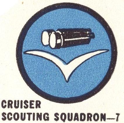 7-JUN-1944 Seagulls to Seafires