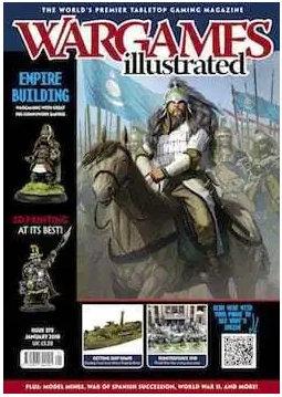 Wargames Illustrated #375 JAN 2019
