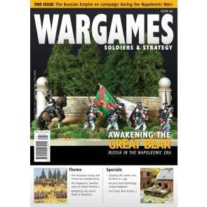 Wargames, Soldiers & Strategy  #86 OCT/NOV 2016