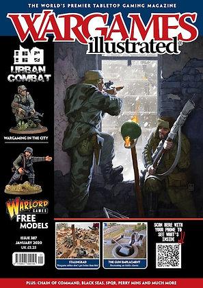 Wargames Illustrated #387 JAN 2020
