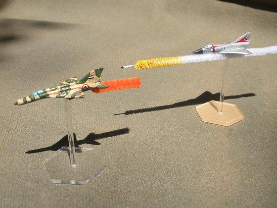 Air to Air Missiles (5)