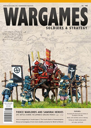 Wargames, Soldiers & Strategy  #106 FEB/MAR 2020