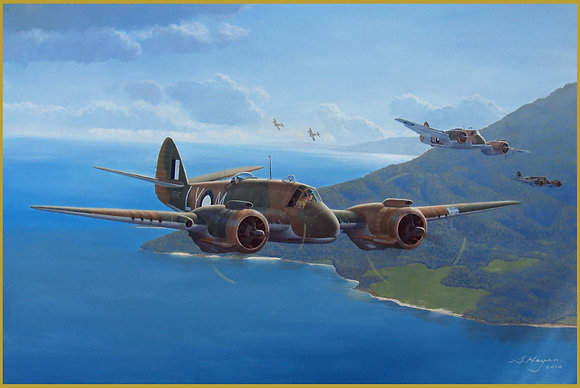 03-MAR-1943 The Beaufighters Got One