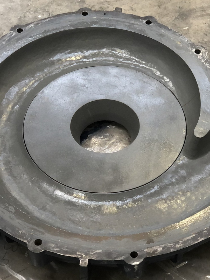 Ø2500mm Volute Casing