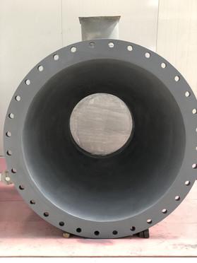 Ø1200mm Redüksiyon Sonrası