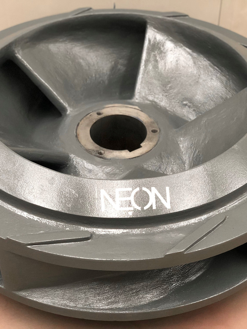 Ø940mm Impeller