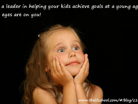 How to Teach Kids to Set and Achieve Goals at a Young Age