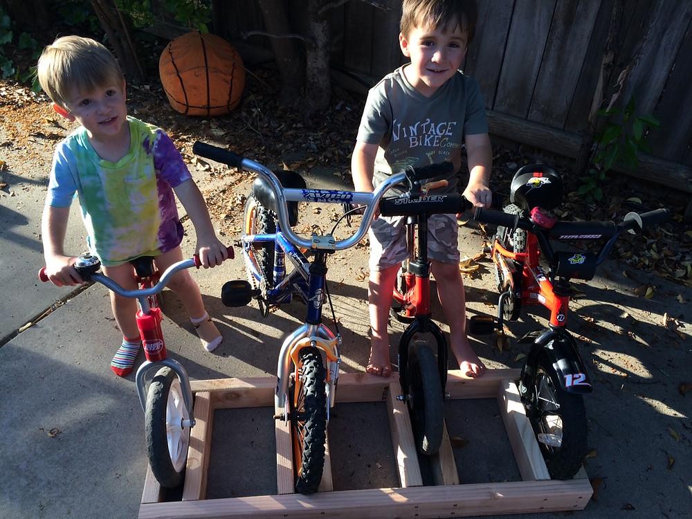 Bike Rack_Elliot Evan